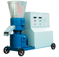 ZLSP300C small pellet machine
