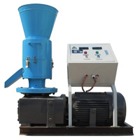 400B R-type wood pellet machine