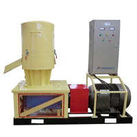 550B R-type wood pellet machine