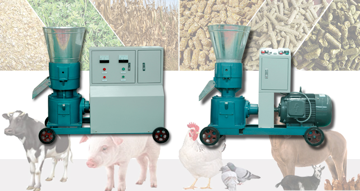 Key Equipment: Small Feed Pellet Mill