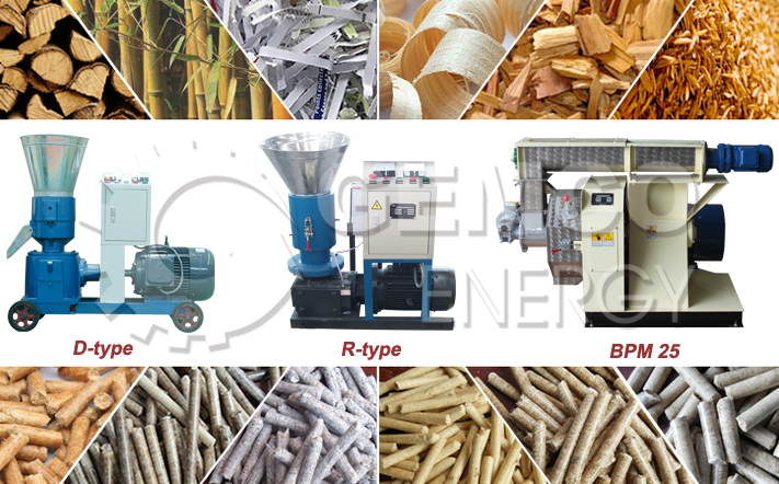 Small Pellet Making Machines