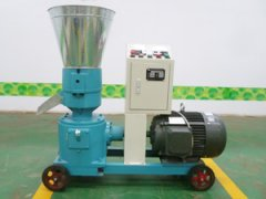 biomass pelleting machine introduction and advantages