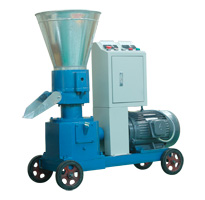 D-type biomass pellet machine