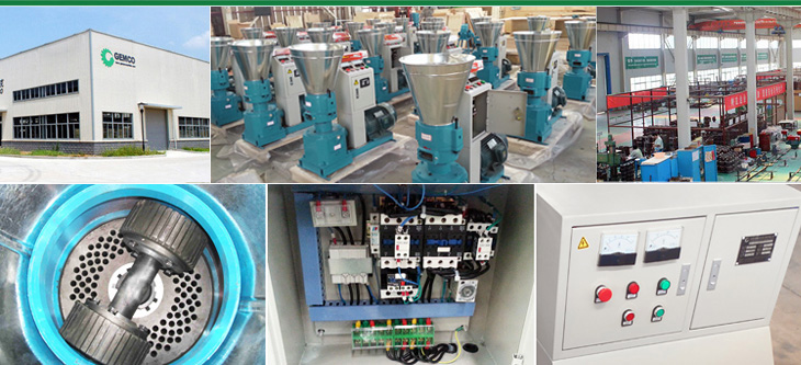 Choose Feed Pellet Machine Factory