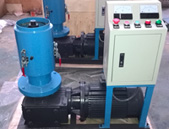 features of flat die pellet machine for sale