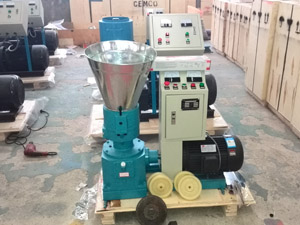 flat die pellet mill for sale