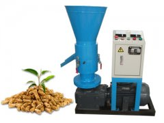 why your flat die pellet mill has low yield