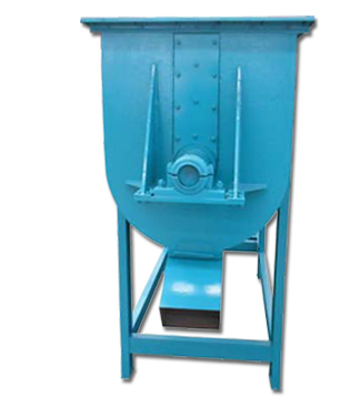 Horizontal Feed Mill Mixing Machine