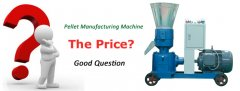 How Much is A Pellet Manufacturing Machine