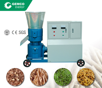 Mini Pellet Machine