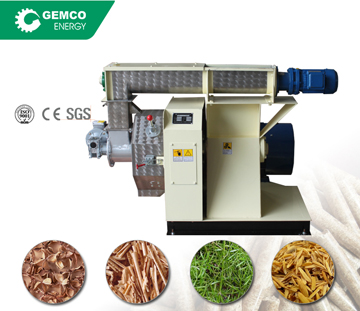 mini ring die pellet machine