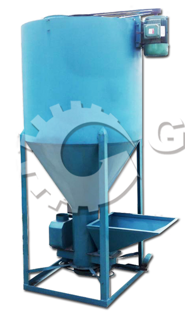 Vertical Feed Mill Mixer