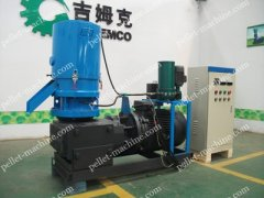 customer satisfied with our wood pellet machine