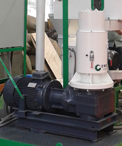 zlsp300b r-type pellet machine